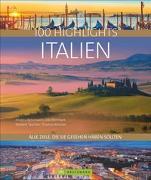 Cover-Bild zu Meurer, Hans Günther: 100 Highlights Italien