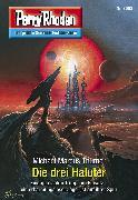 Cover-Bild zu Thurner, Michael Marcus: Perry Rhodan 3083: Die drei Haluter (eBook)