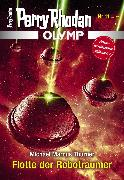 Cover-Bild zu Thurner, Michael Marcus: Olymp 11: Flotte der Robotraumer (eBook)