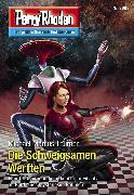 Cover-Bild zu Thurner, Michael Marcus: Perry Rhodan 2968: Die Schweigsamen Werften (eBook)