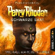 Cover-Bild zu Thurner, Michael Marcus: Schwarze Saat, Dunkelwelten - Perry Rhodan 1 (Ungekürzt) (Audio Download)