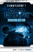 Cover-Bild zu Thurner, Michael Marcus: Bad Earth Sammelband 7 - Science-Fiction-Serie (eBook)