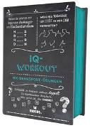 Cover-Bild zu Simon, Martin: Quiz-Box IQ-Workout