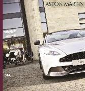Cover-Bild zu Moss, Stirling: Aston Martin