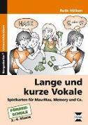 Cover-Bild zu Lange und kurze Vokale von Hölken, Ruth