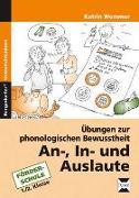 Cover-Bild zu Übungen zur phonologischen Bewusstheit 2 von Wemmer, Katrin