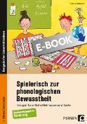 Cover-Bild zu Spielerisch zur phonologischen Bewusstheit (eBook) von Willwersch, Sabrina