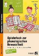 Cover-Bild zu Spielerisch zur phonologischen Bewusstheit von Willwersch, Sabrina