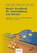 Cover-Bild zu Thomas, Ulrike: Brexit-Handbuch für Unternehmen und Berater (eBook)
