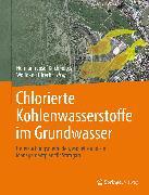 Cover-Bild zu Schweizer, Ulrike (Beitr.): Chlorierte Kohlenwasserstoffe im Grundwasser (eBook)