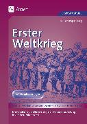 Cover-Bild zu Erster Weltkrieg von Papenberg, Helmut