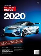 Cover-Bild zu Katalog der Automobil-Revue 2020