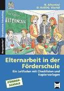 Cover-Bild zu Elternarbeit in der Förderschule von Altuntas, N.