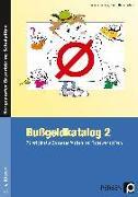 Cover-Bild zu Bußgeldkatalog 2. 2. bis 4. Klasse von Jaglarz, Barbara