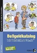 Cover-Bild zu Bußgeldkatalog Sonderpädagogische Förderung von Schmidt, Kristine