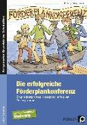 Cover-Bild zu Die erfolgreiche Förderplankonferenz von Helm, C.