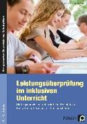 Cover-Bild zu Leistungsüberprüfung im inklusiven Unterricht von Höchst, Thomas