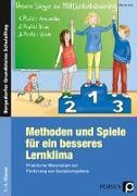 Cover-Bild zu Methoden und Spiele für ein besseres Lernklima von Keil, Marion