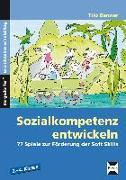 Cover-Bild zu Sozialkompetenz entwickeln von Benner, Tilo