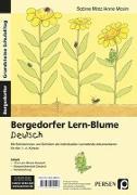 Cover-Bild zu Bergedorfer Lern-Blume Deutsch von Matz, Sabine