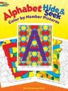 Cover-Bild zu Alphabet Hide & Seek von Kraft, Ellen