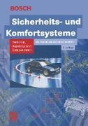 Cover-Bild zu GmbH, Robert Bosch: Sicherheits- und Komfortsysteme