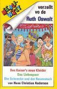 Cover-Bild zu Andersen, Hans Christian: Des Kaiser's neue Kleider /Das Liebespaar /Die Schnecke und der Rosenstock