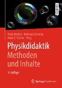 Cover-Bild zu Kircher, Ernst (Hrsg.): Physikdidaktik   Methoden und Inhalte (eBook)