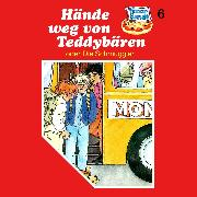 Cover-Bild zu Kolnberger, Evelyne: Pizzabande, Folge 6: Hände weg von Teddybären (oder Die Schmuggler) (Audio Download)
