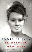 Cover-Bild zu Ernaux, Annie: Erinnerung eines Mädchens