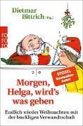 Cover-Bild zu Morgen, Helga, wird's was geben (eBook)