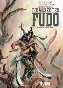 Cover-Bild zu Die Maske des Fudo. Band 4 (eBook)