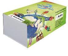Cover-Bild zu ABC der Tiere 3 - Wortkarten in 5-Fächer-Lernbox · Neubearbeitung