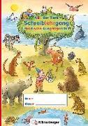 Cover-Bild zu ABC der Tiere - Schreiblehrgang LA in Sammelmappe. Neubearbeitung. Klassenstufe 1. Schuljahr bis 2. Schuljahr von Mrowka-Nienstedt, Kerstin