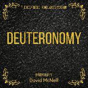 Cover-Bild zu eBook The Holy Bible - Deuteronomy