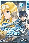Cover-Bild zu Sword Art Online Project Alicization 04 (eBook) von Kawahara, Reki