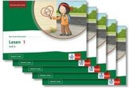 Cover-Bild zu Mein Anoki-Übungsheft. Lesen 1. Heft A. Übungsheft im 5er-Paket Klasse 1