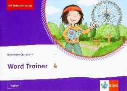 Cover-Bild zu Mein Anoki-Übungsheft. Word Trainer. Arbeitsheft Klasse 4 (5-er Paket)
