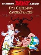 Cover-Bild zu Asterix und das Geheimnis des Zaubertranks von Tarrin, Fabrice