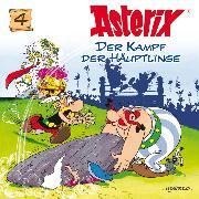 Cover-Bild zu 04: Der Kampf der Häuptlinge (Audio Download) von Goscinny, René