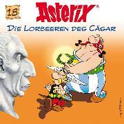 Cover-Bild zu 18: Die Lorbeeren des Cäsar (Audio Download) von Goscinny, René