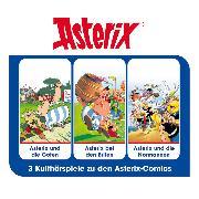 Cover-Bild zu Asterix - Hörspielbox, Vol. 3 (Audio Download) von Goscinny, René