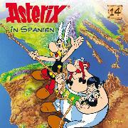 Cover-Bild zu 14: Asterix in Spanien (Audio Download) von Goscinny, René