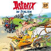 Cover-Bild zu 37: Asterix in Italien (Audio Download) von Ferri, Jean-Yves