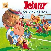 Cover-Bild zu 08: Asterix bei den Briten (Audio Download) von Goscinny, René