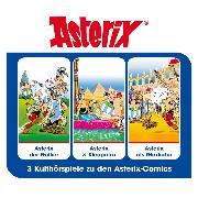 Cover-Bild zu Asterix - Hörspielbox, Vol. 1 (Audio Download) von Goscinny, René