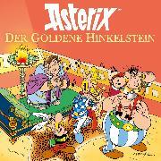 Cover-Bild zu Der goldene Hinkelstein (Audio Download) von Goscinny, René