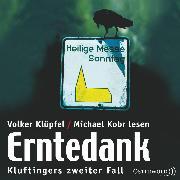 Cover-Bild zu Kobr, Michael: Erntedank (Audio Download)
