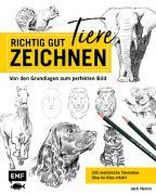 Cover-Bild zu Richtig gut zeichnen - Tiere von Hamm, Jack