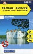 Cover-Bild zu Hallwag Kümmerly+Frey AG (Hrsg.): Flensburg - Schleswig, Flensburger Förde, Angeln, Schlei. 1:50'000